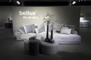 Our new concept presented at Brussels Furniture Fair 2017.
