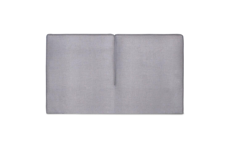 In picture Headboard Block, fabric: Pulse 2149