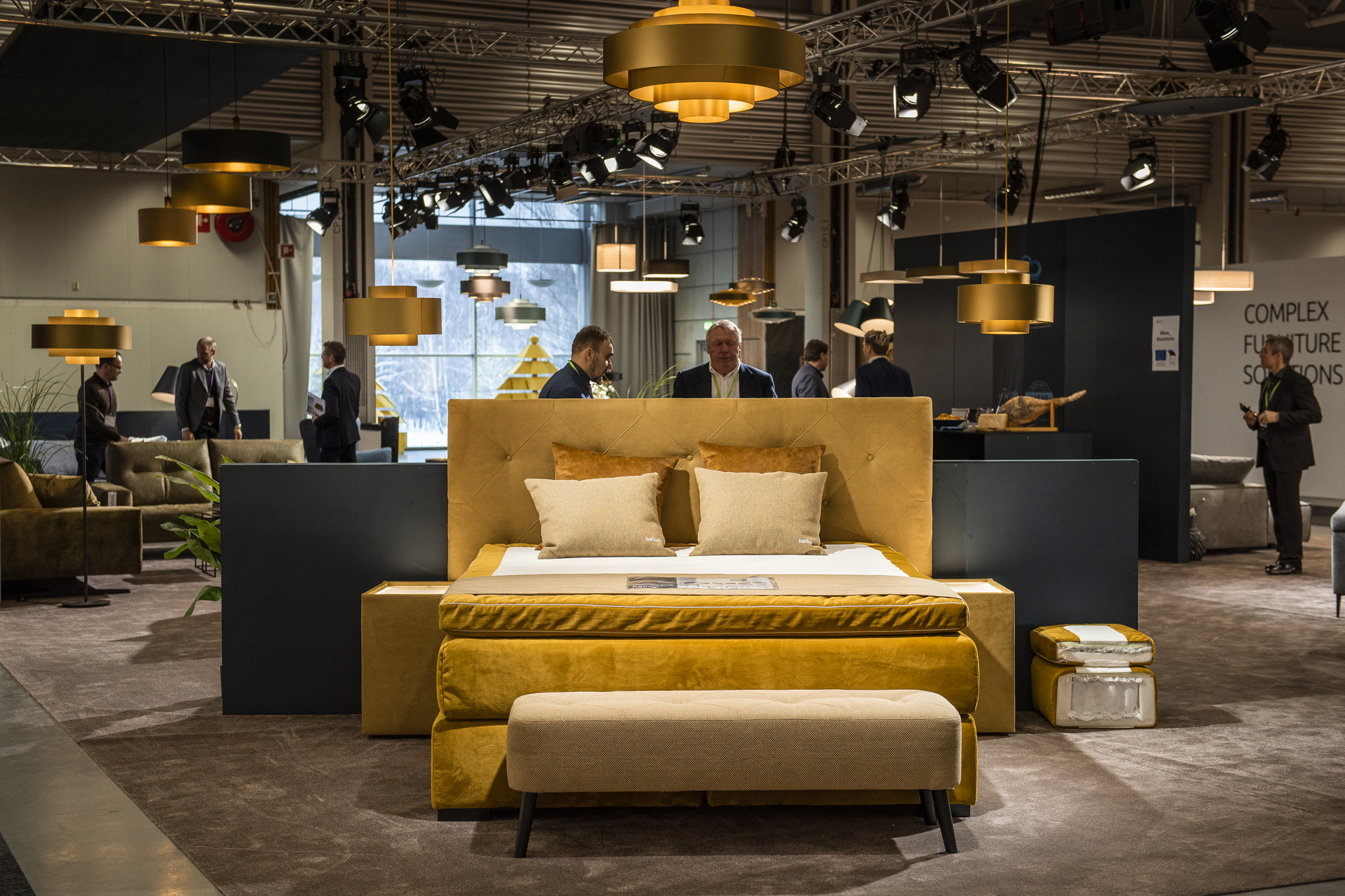 Imm Cologne And Stockholm Light And Furniture Fair 2019 Bellus