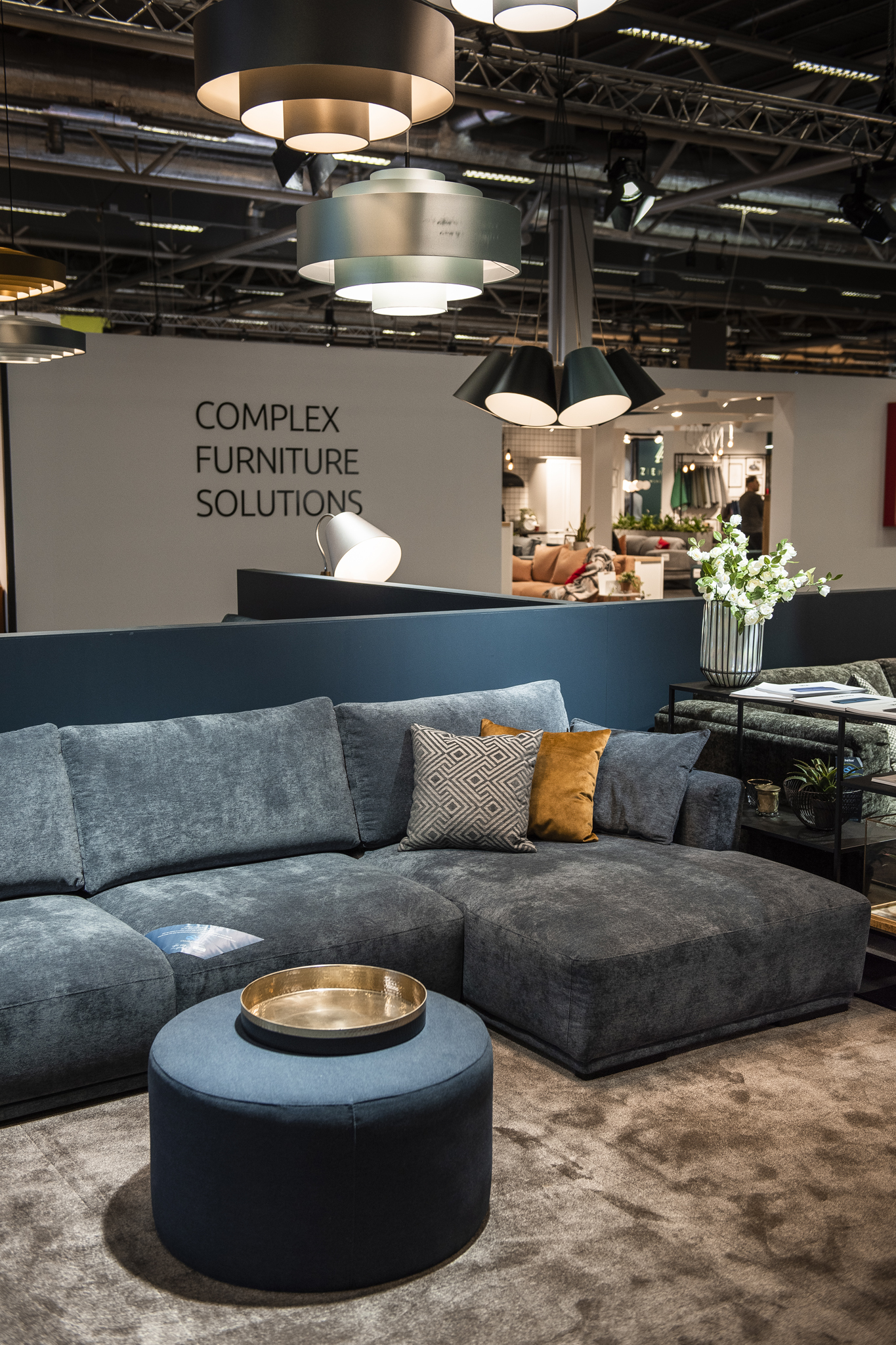 Imm Cologne And Stockholm Light And Furniture Fair 2019