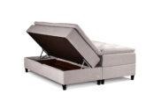 In picture: Compact Bliss. Top mattress: Cumulus. Leg: 1, black.