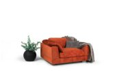 In picture: Infnity Loveseat. Fabric: Chameleon 301