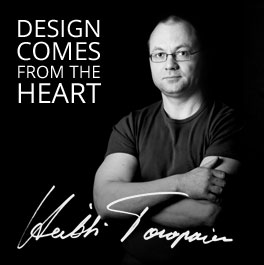 Design Comes from the Heart
